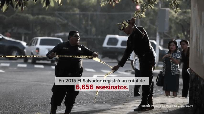 Photo of Según el Índice de Paz Global 2018, El Salvador es la segunda nación Centroamericana más violenta.