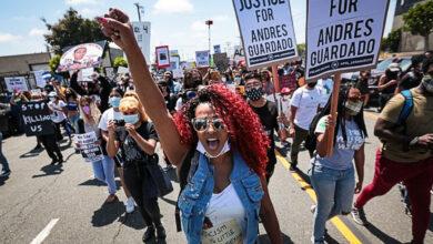 Photo of Los Ángeles pide justicia para Andrés Guardado