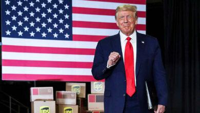 Photo of Trump en desventaja rumbo a las elecciones en Estados Unidos