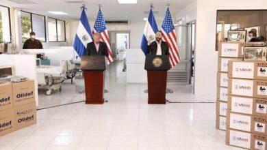 Photo of Embajada de los Estados Unidos confirma investigación por robo de ventiladores mecánicos para El Salvador