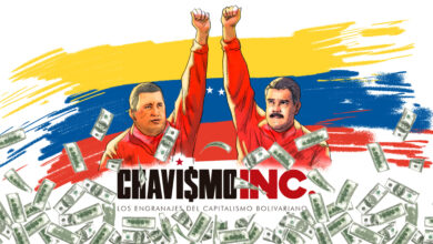 Photo of Chavismo INC.